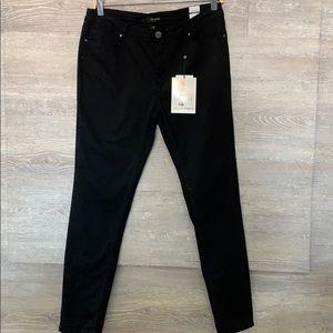 Denim - Black denim jeans